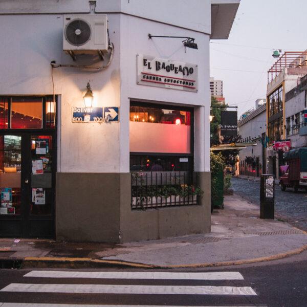 Buenos Aires: El Baqueano
