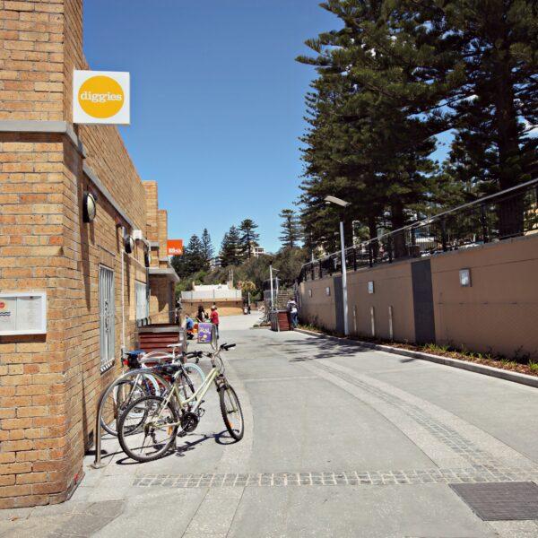 Wollongong: Diggies