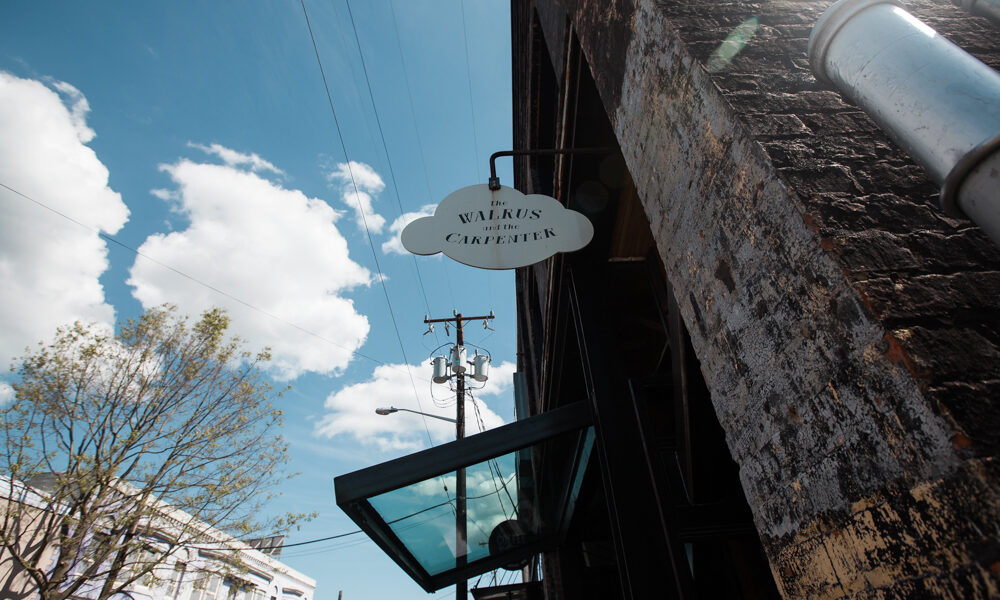 Seattle: Walrus & Carpenter
